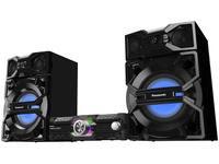 Mini System Panasonic Bluetooth USB MP3 CD Player