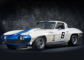 Gallery: Goodwood Greats - 1965 Corvette Stingray