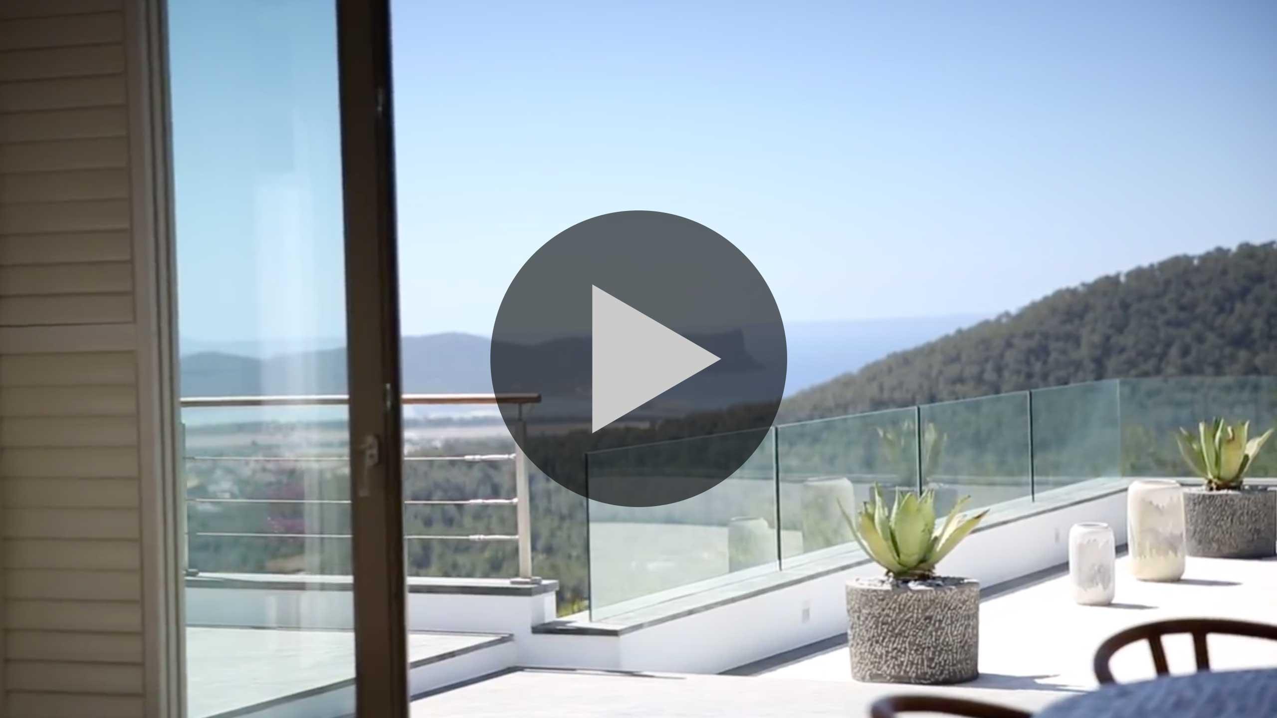 High-end Villa Vista Azul Ibiza