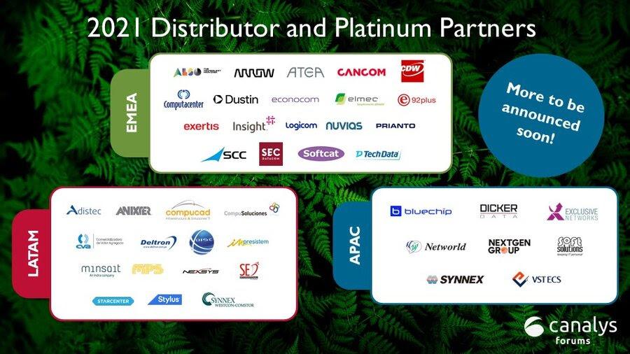 CCF 2021 partners