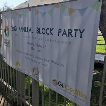 18th Street Block Party Photo 1