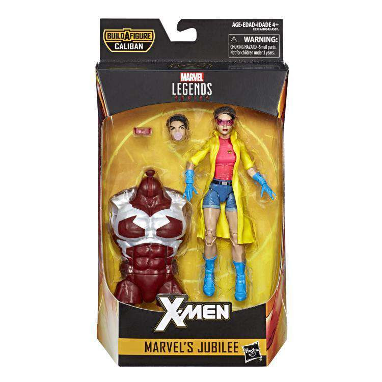 Image of X-Men Marvel Legends Marvel's Jubilee (Caliban BAF) - MAY 2019