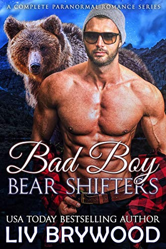 Cover for 'Bad Boy Bear Shifters: The Complete Series'