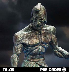 Jason and the Argonauts Talos