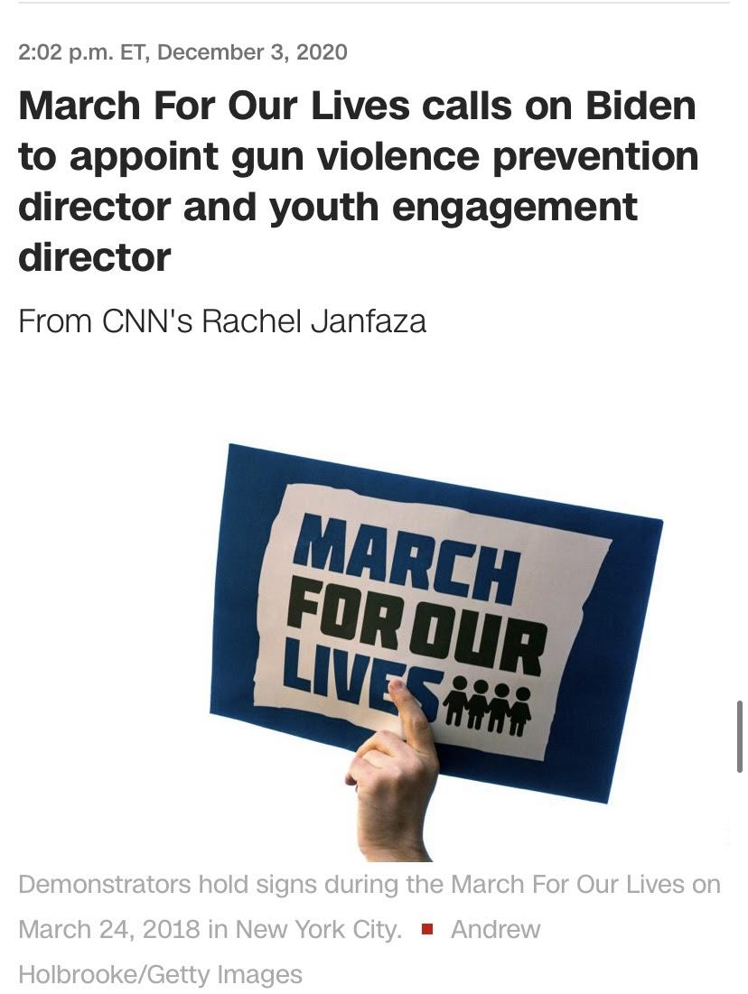 Screenshot of the CNN article