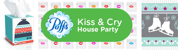 Puffs® Kiss & Cry House Party House Party