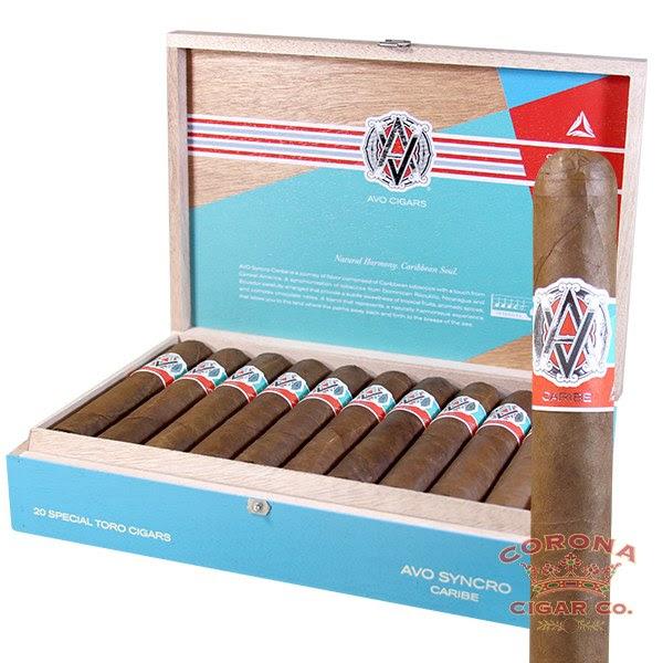 Image of Avo Syncro Caribe Special Toro Cigars