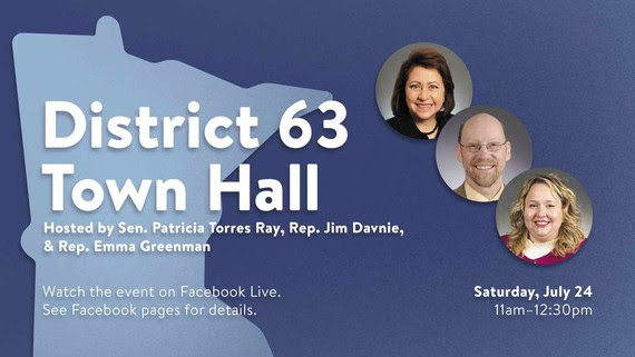 SD 63 Town Hall
