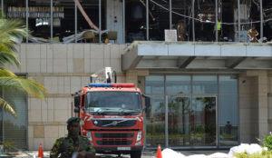 Sri Lanka: Jihad murderer Mohamed Azzam Mohamed blew himself up in busy Easter Sunday hotel buffet line