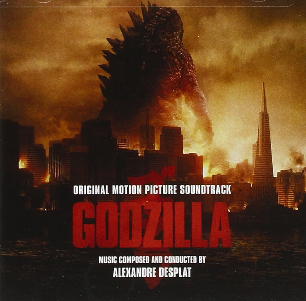 Godzilla - 2014 (Original Motion Picture Soundtrack)