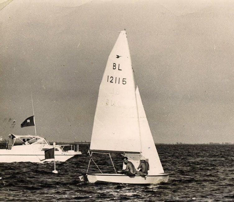 Memórias do título do Mundial de Snipe de 1967 marcaram a edição do Janga Sail Talks Live