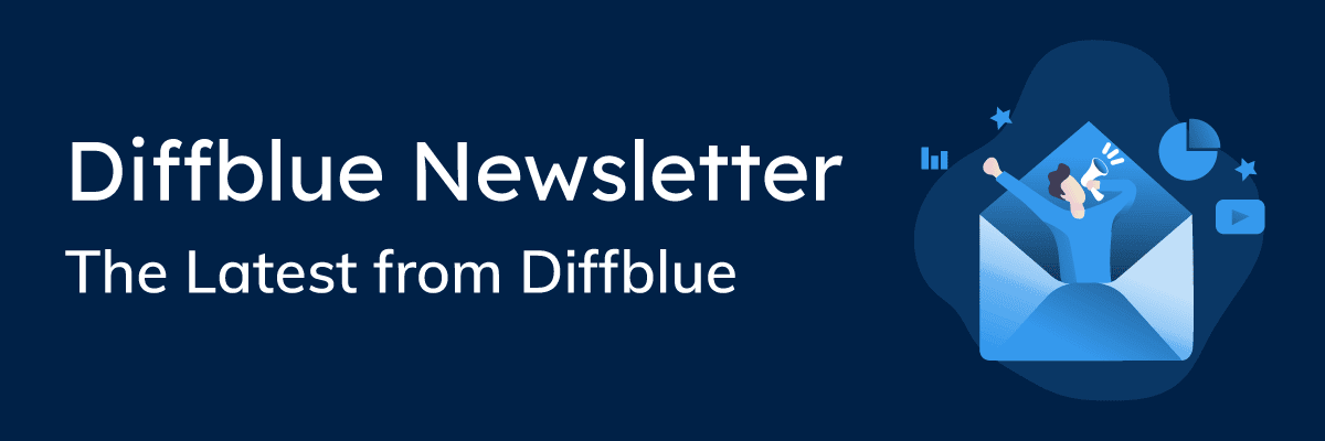 Diffblue Newsletter