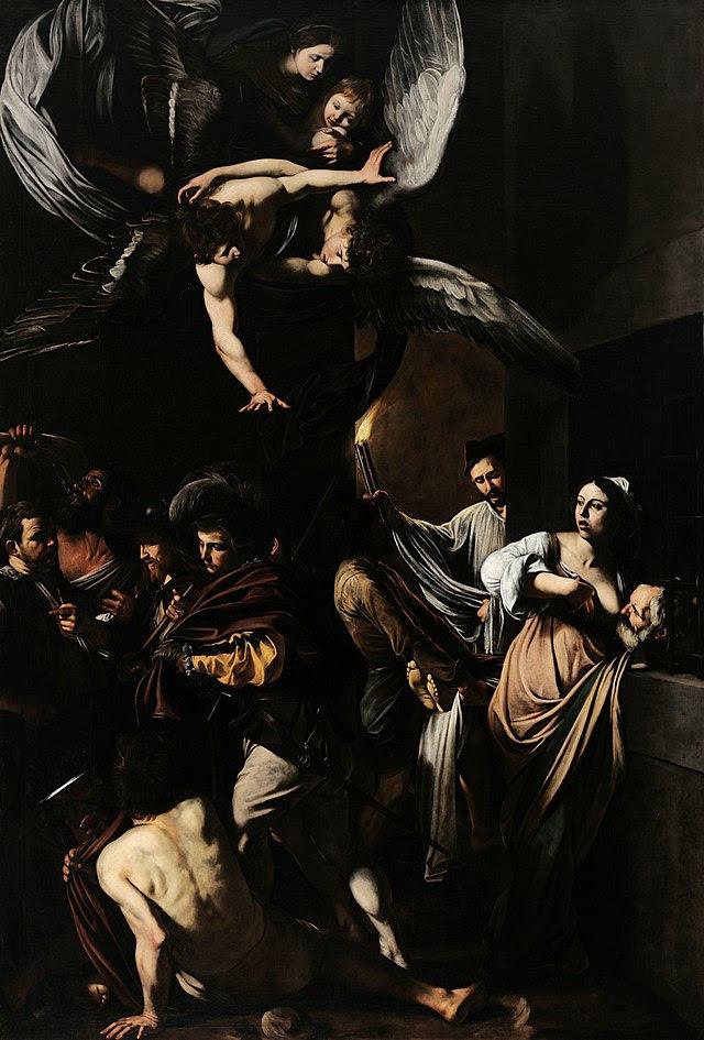Pour que la Miséricorde porte du fruit!! 640px-Caravaggio_-_Sette_opere_di_Misericordia
