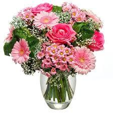 Znalezione obrazy dla zapytania kwiaty urodzinowe z okazji 70
