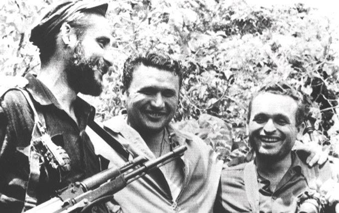 Bravo en sus tiempos de guerrillero | Foto: Archivo