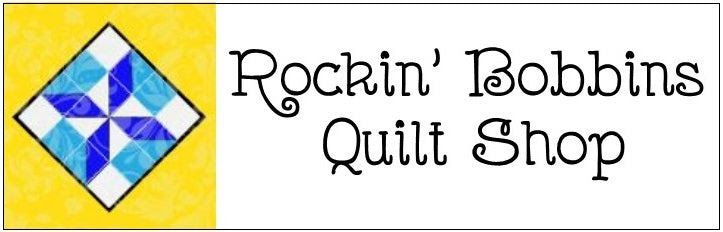 Rockin' Bobbins Custom Quilting and Quilt Shop