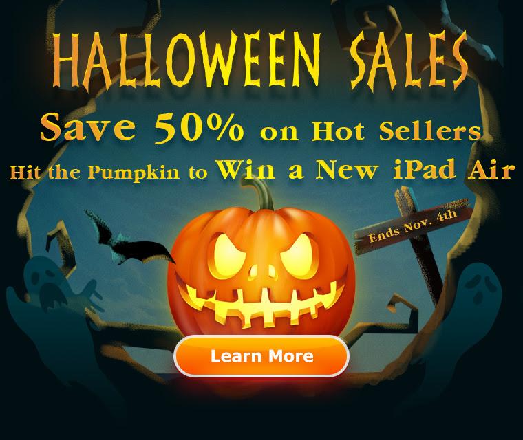 DVDFab Halloween Sales 2020 Discount Coupon Promo Code