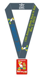 2015 White Rock N Roll medal