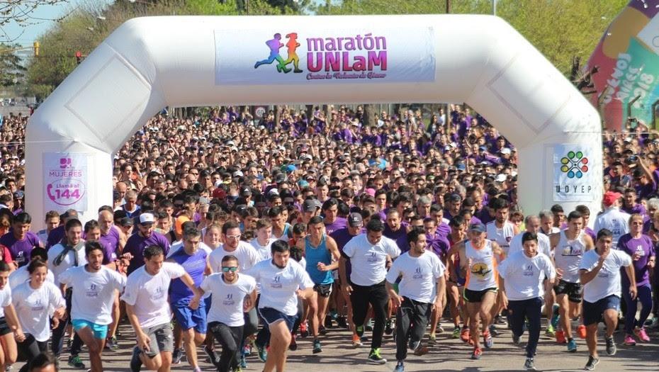 El maratón de la UNLaM se correrá el 30 de septiembre