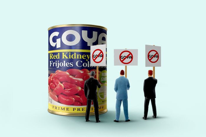 Goya boycott is on