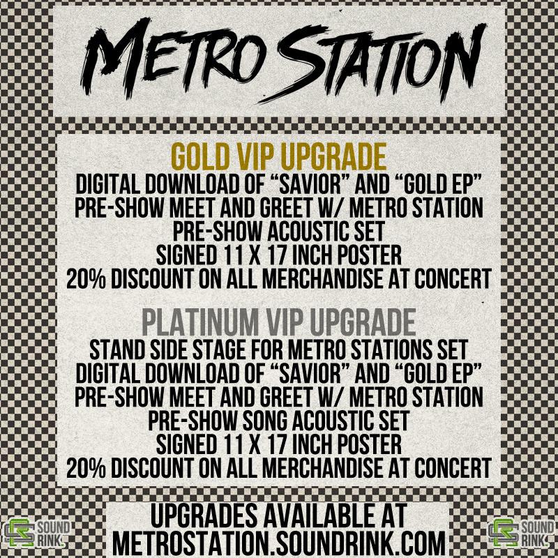 metro gold vip