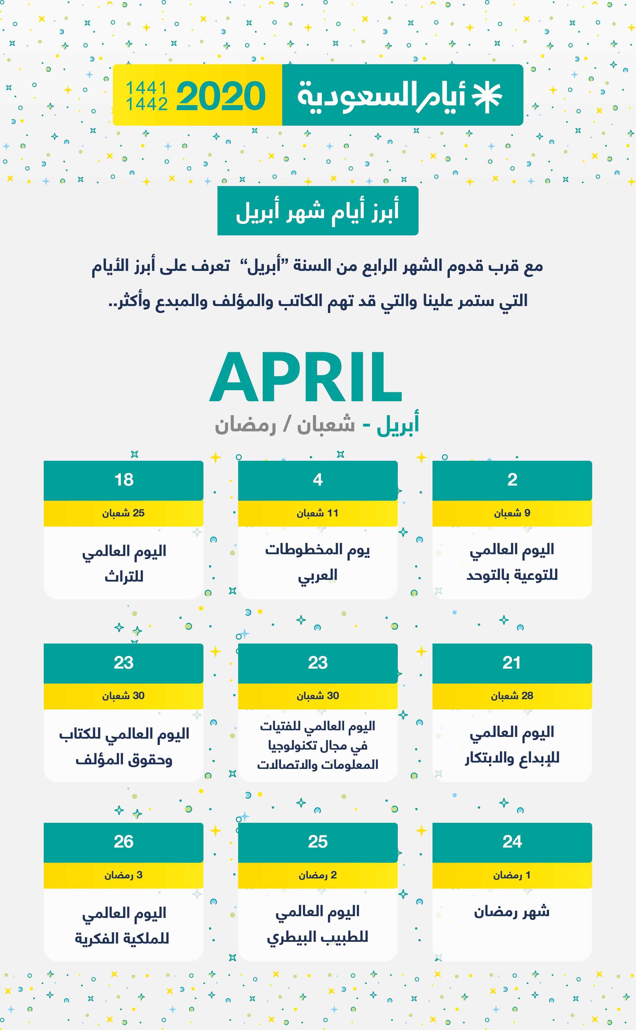 6f598244 3021 4d7c 9a25 a06809085113  المخطوطات والتراث والمزيد مع أيام السعودية لأبريل