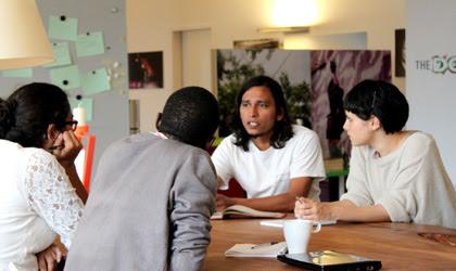 DO School<br /> Education for Impact Fellowship for Social Entrepreneurs 2015 - Hamburg