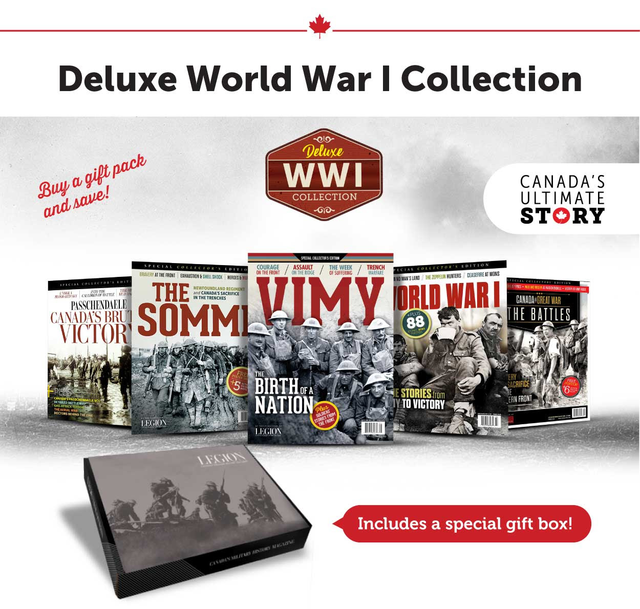 Deluxe World War 1 Collection