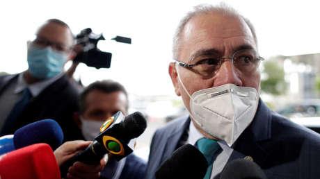 ¿Quién es Marcelo Queiroga, el cuarto fichaje de Bolsonaro al frente del Ministerio de Salud de Brasil?