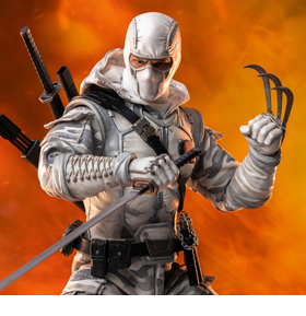 G.I. Joe FigZero Storm Shadow (Camo) 1/6 Scale PX Previews Exclusive Figure
