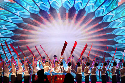 Performance at the Opening Ceremony