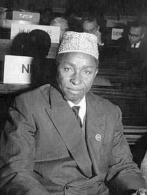 Amadou Hampata Ba