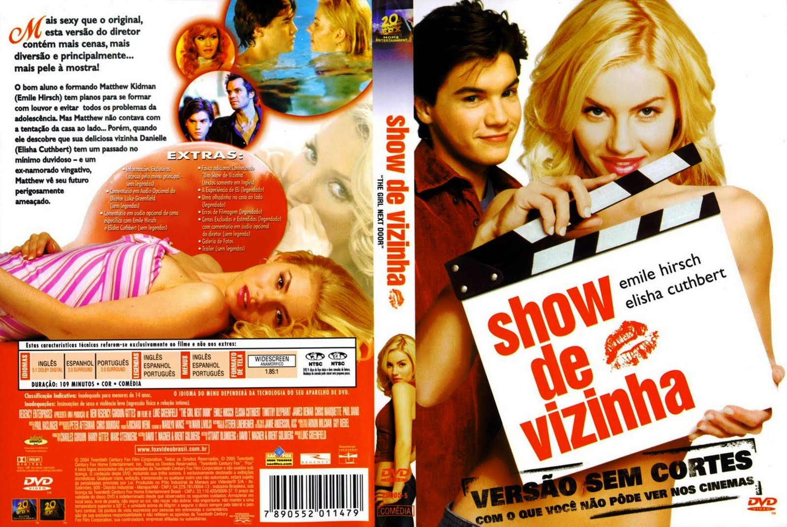 J0q3mhl Show de Vizinha Torrent   BluRay Rip 1080p Dual Audio (2004)