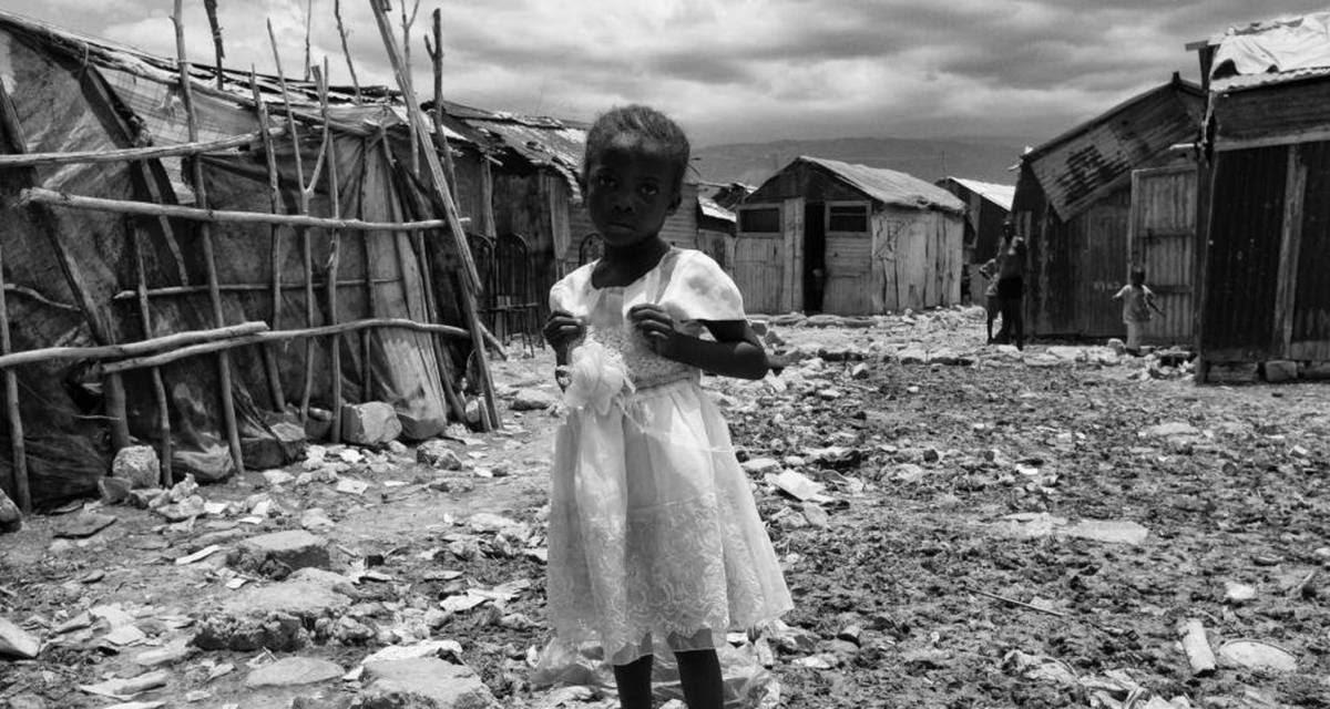 Os filhos abandonados da ONU no Haiti