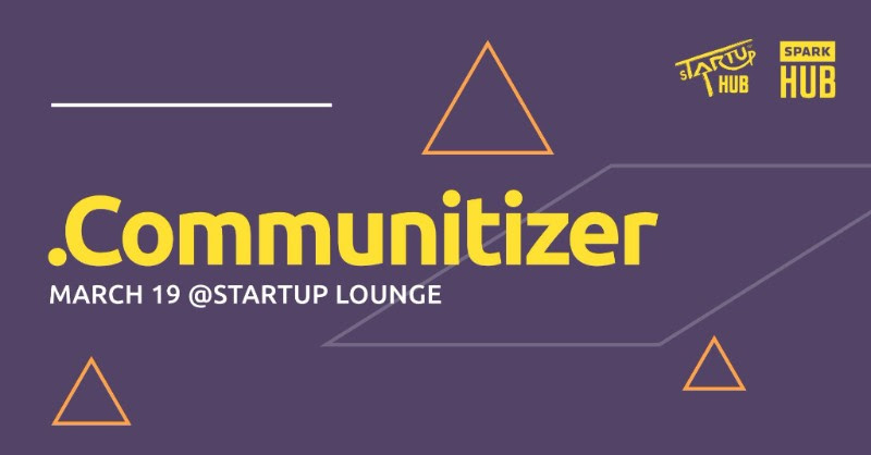 Communitizer with Startup Estonia