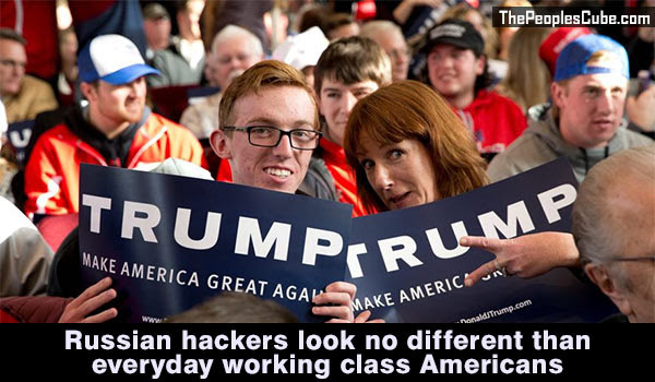 Russian hackers for Trump