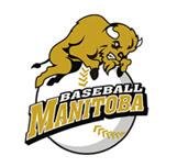 Baseball Manitoba logo