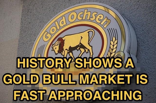 History Shows a Bull Market