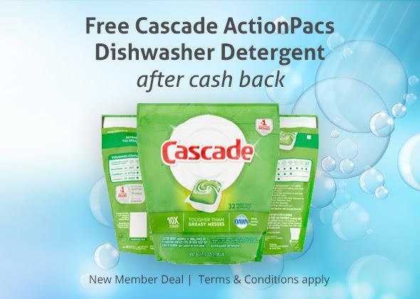 GO GO GO!! FREE Cascade ActionPacs ✨