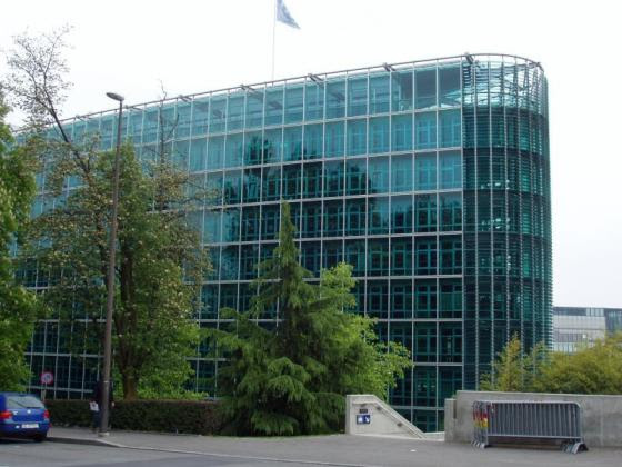 WMO headquarters in Geneva