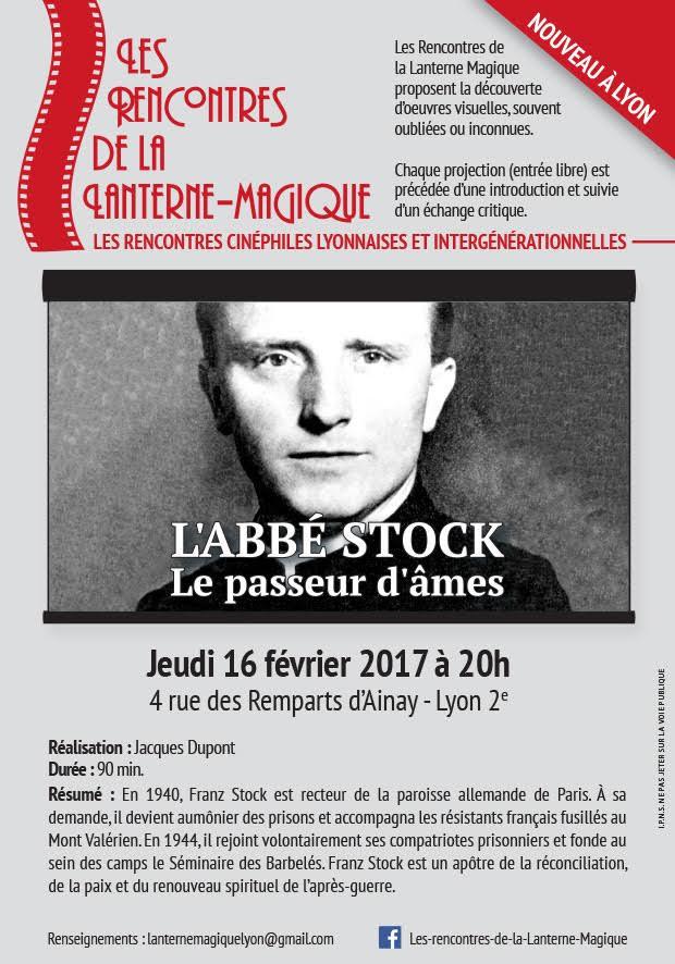 Affiche Film Abbé Franz Stock 2