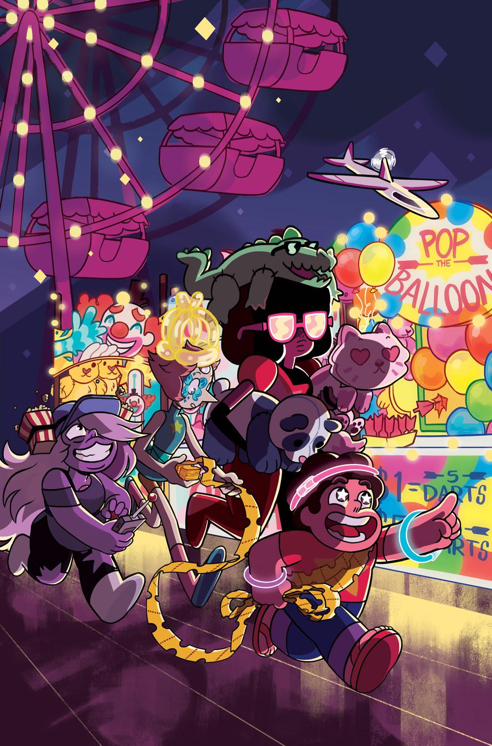 Steven Universe #1 BCC Exclusive
