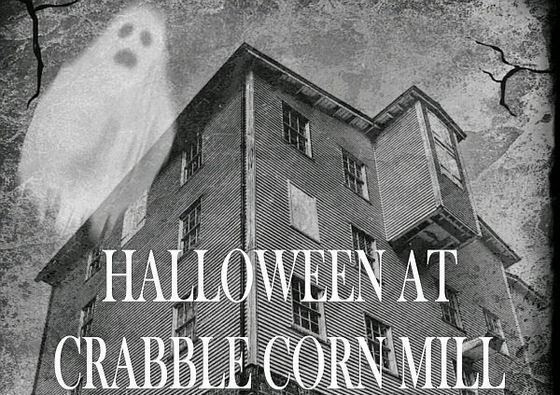 Halloween Tour at Crabble Corn Mill