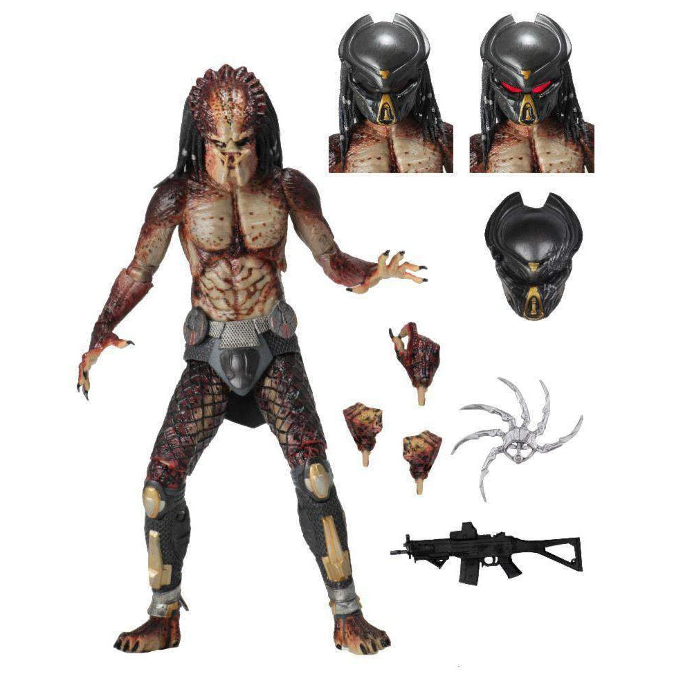 "Image of Predator (2018) - 7"" Scale Action Figure - Ultimate Fugitive (Lab Escape) - Q2 2019"