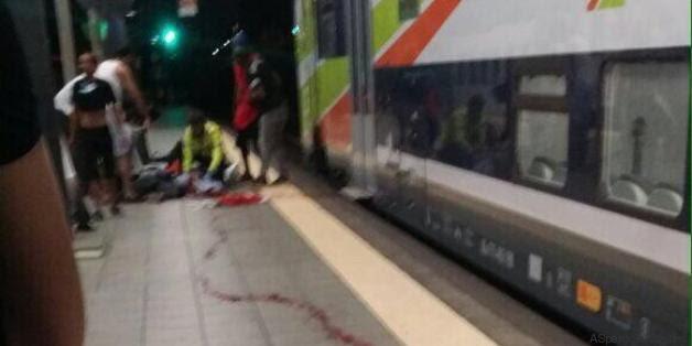 Capotreno aggredito um colpi di machete a Milano