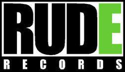 rude records logo