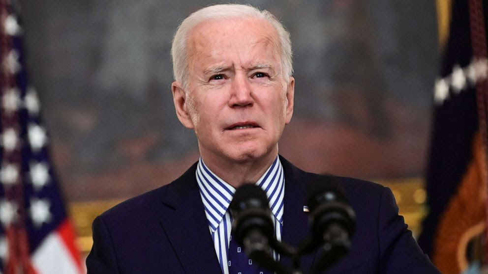 President Joe Biden will finally deliver his first primetime address this week