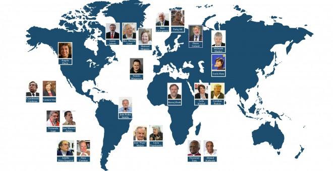 Treinta personalidades de EEUU reclaman la libertad de Otegi