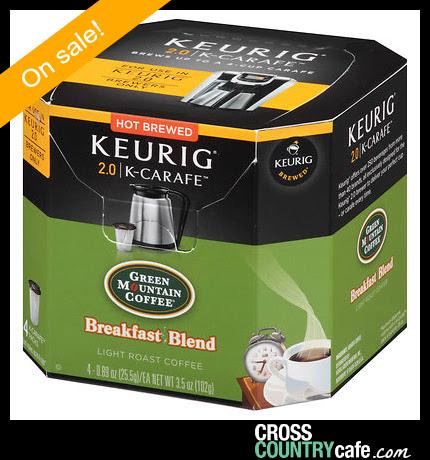Breakfast Blend Keurig 2.0 K-Carafe's