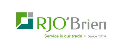 R.J. O'Brien & Associates (RJO) is the oldest and largest independent futures brokerage and clearing firm in the United States. (PRNewsFoto/R.J. O'Brien & Associates) (PRNewsfoto/R.J. O'Brien & Associates)